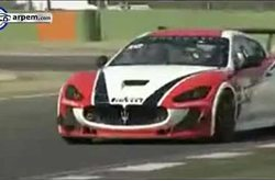 Video Maserati Granturismo  MC Trofeo Imola