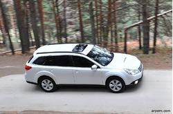 Fotos coches Subaru Outback