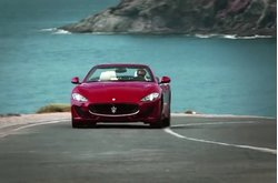 Video Maserati Grancabrio MC Stradale