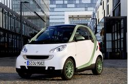 smart fortwo electric drive 2007