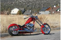 Fotos motos Big Bear Choppers Sled