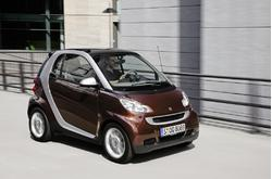 smart fortwo Highstyle Edition 2007