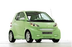 smart fortwo BRABUS electric drive 2007