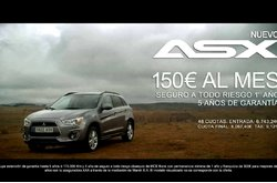 Video Mitsubishi ASX Anuncio TV