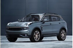 Fotos coches LYNK & CO 01