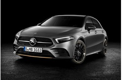 Fotos coches Mercedes-Benz Clase A