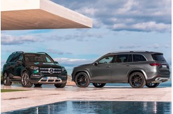 Fotos de coches Mercedes-Benz GLS