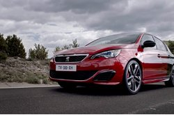 Vídeo Peugeot 308 GTi 2015 Trailer
