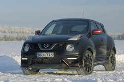 Nissan Juke Nismo RS 2014 Exterior
