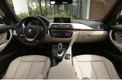 BMW 340i Berlina Sport Line 2015 Interior