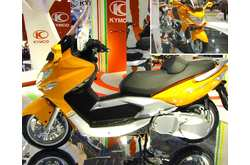 Fotos motos KYMCO Xciting 500