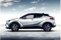 Fotos coches Toyota C-HR