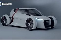 Video Audi Urban Concept Detalles