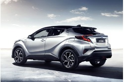 Fotos coches Toyota  Toyota  C-HR Hybrid Active