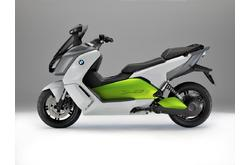 Fotos motos BMW C Evolution