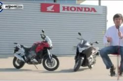 Video Honda Integra 700 Sistema de Doble Embrague