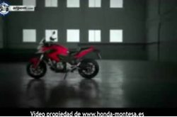 Video Honda NC 700 X Rodando