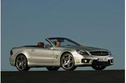 Fotos coches Mercedes-Benz Clase SL