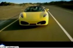 Video Ferrari F430 Spider Rodando