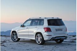 Fotos coches Mercedes-Benz Clase GLK