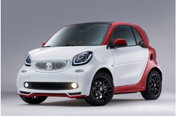 smart fortwo Ushuaia Limited Edition 2016