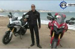 Video Ducati Multistrada 1200 Dreams Road Marruecos