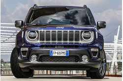 Fotos coches Jeep Renegade