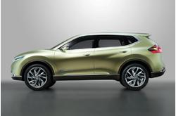 Fotos de coches Nissan Hi-Cross Concept
