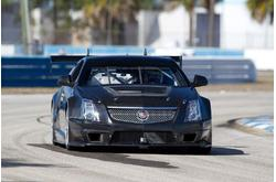 Cadillac CTS-V Coupe Racing 2008