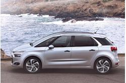 Fotos coches Citroën  Citroën  C4 Picasso Attraction VTi 120
