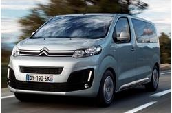 Citroën SpaceTourer, disponible a partir de 28.740 euros