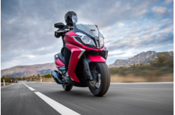 Kymco Super Dink 2017: disponible a finales de febrero