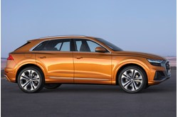 Fotos coches Audi Q8
