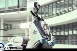 Video Mini Scooter E Concept Estático