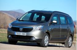 Fotos coches Dacia  Lodgy Laureate dCi 110 CV 5 plazas