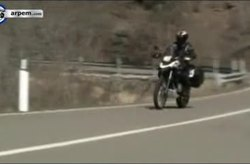 Video BMW G 650 GS Sertao Dinámica 1