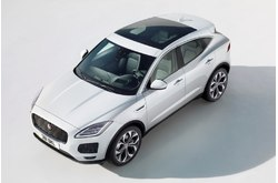 Fotos coches Jaguar E-PACE