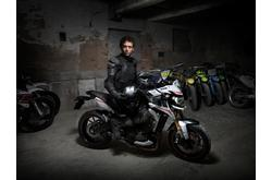 Fotos motos Yamaha MT-09 Street Rally