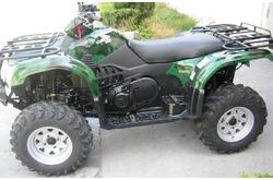 Fotos motos CSR ATV 500
