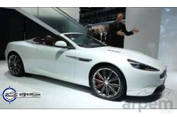 Video Aston Martin Virage Volante información diseño