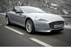 Video Aston Martin Rapide S dinámico