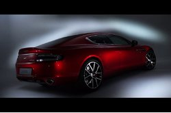 Video Aston Martin Rapide S Trailer