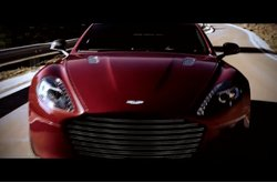 Video Aston Martin Rapide S