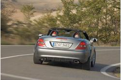 Fotos coches Mercedes-Benz Clase SLK