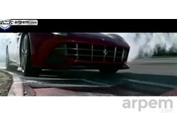 Video Ferrari F12Berlinetta Lanzamiento