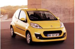 Fotos coches Peugeot 107