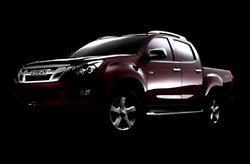 Video Isuzu D-Max Lanzamiento