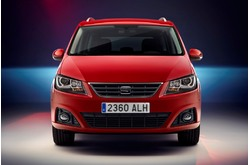 Fotos coches SEAT  SEAT  Alhambra 2.0 TDI CR 110 kW (150 CV) DSG Start&Stop Style Advanced 7 plazas