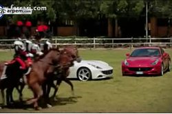Video Ferrari FF Evento Queen