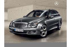 Fotos coches Mercedes-Benz Clase E